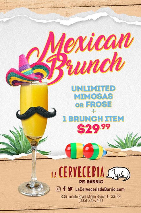 Mexican Brunch